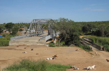 Juba Nimule Bridge