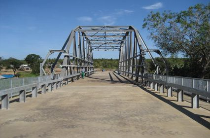 Kyanjuki Kasese Bridge